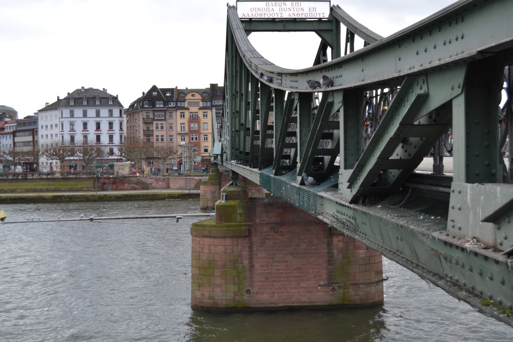 City Snapshot: Frankfurt, Germany