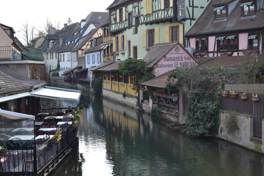 Tall Girl Takes France: A Day in Colmar