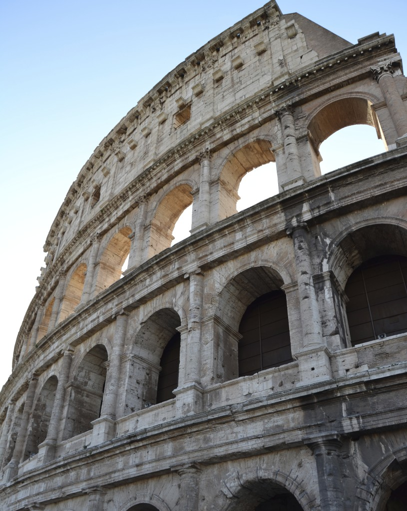 The Colosseum and the Roman Forum:  The Perfect Day in Rome