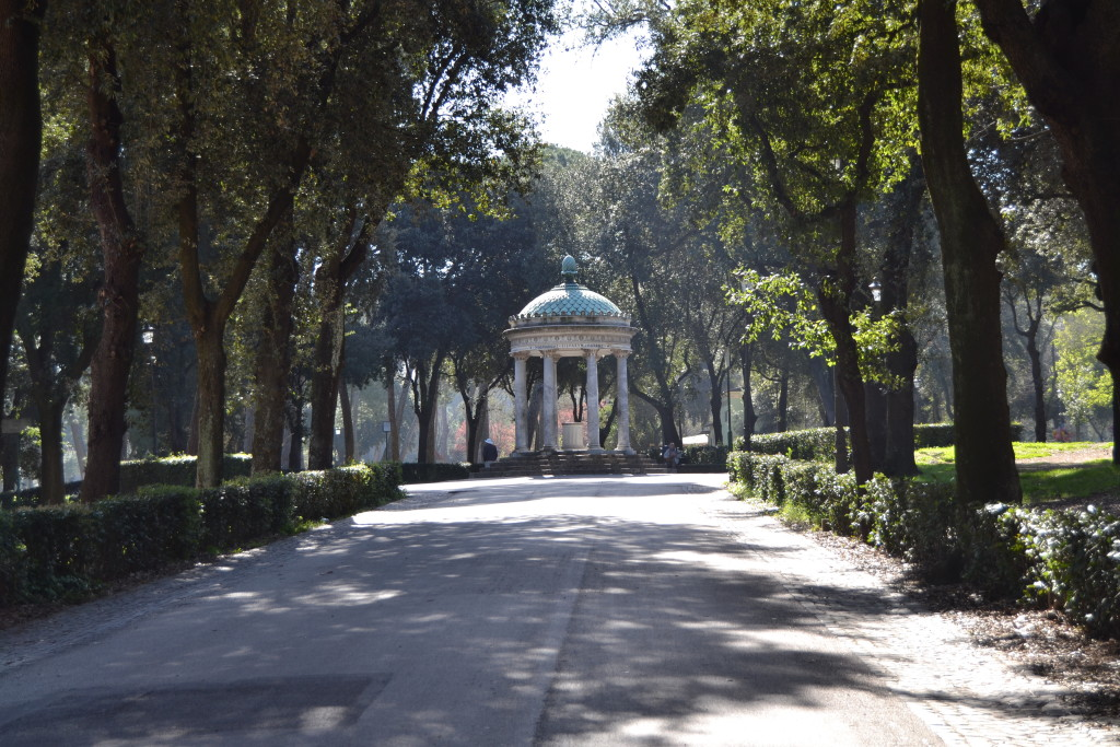 Villa Borghese: A Break from the Bustle of Rome