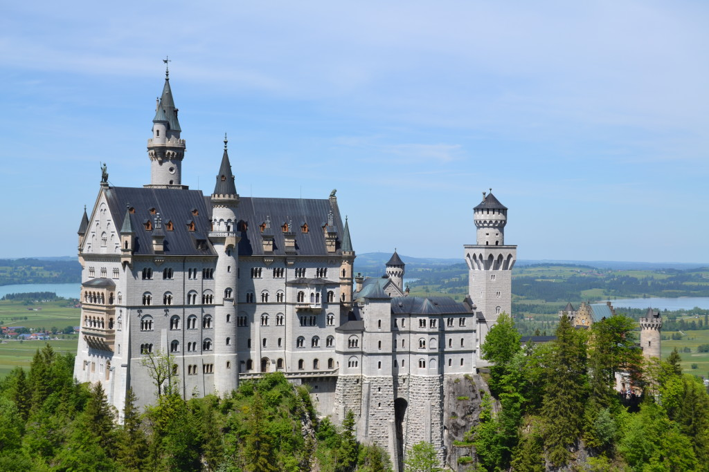 Visiting King Ludwig's Castles