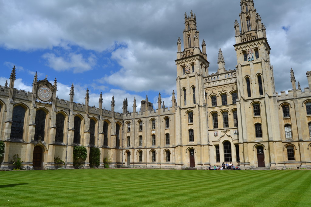 An American in Oxford: The Perfect Day Trip