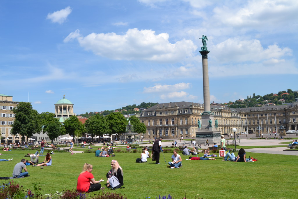 City Snapshot: Stuttgart, Germany