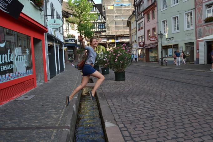 A Walk Through Freiburg