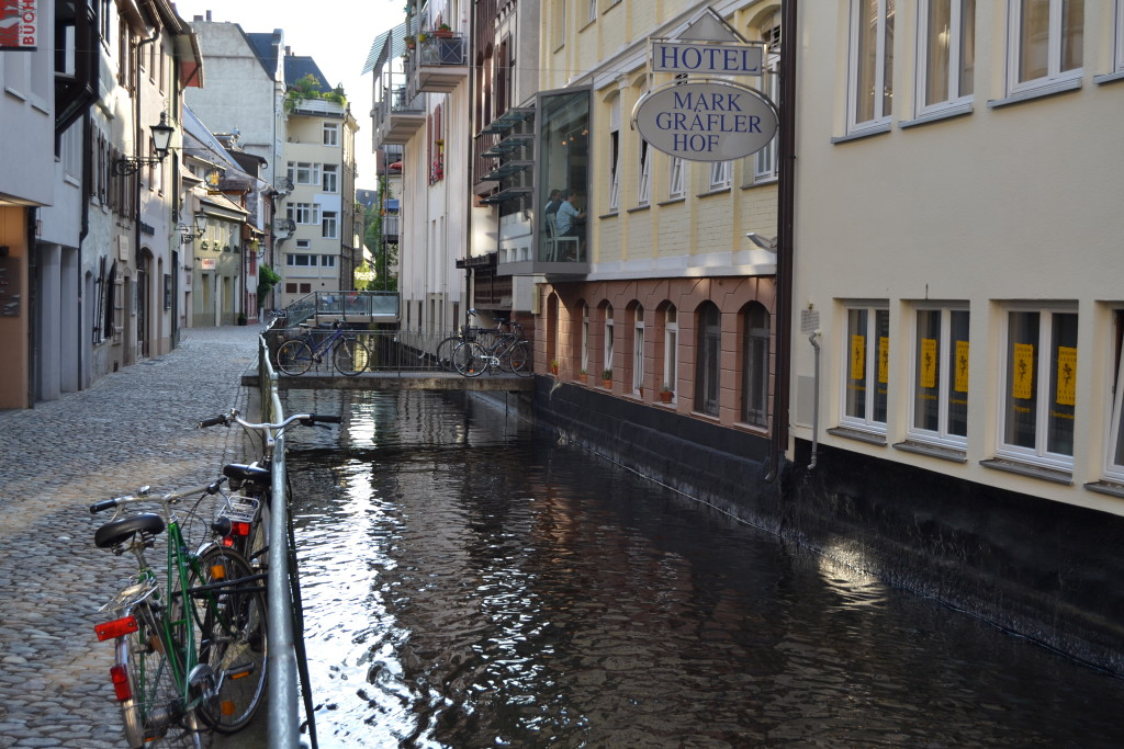 A Walk Through Freiburg, Germany