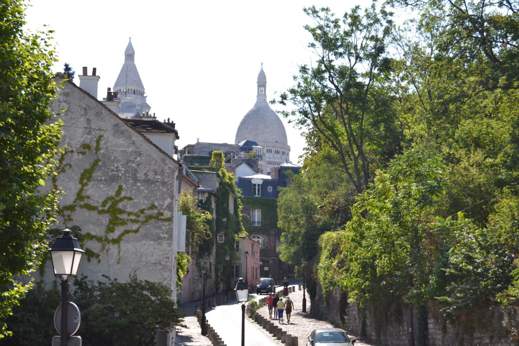 The Best View in Paris: The Montmartre District
