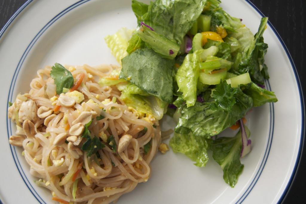 Delectable Chicken Pad Thai Recipe