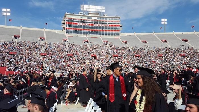 Life Update…I Graduated!