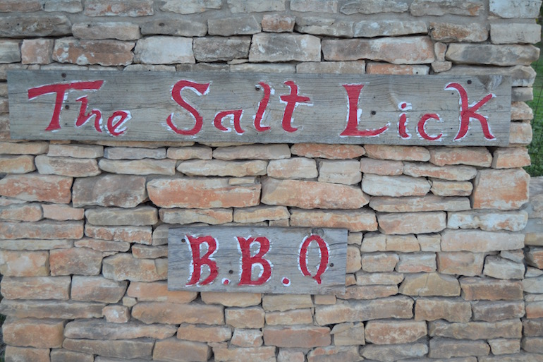 Finding BBQ Heaven at the Original Salt Lick BBQ