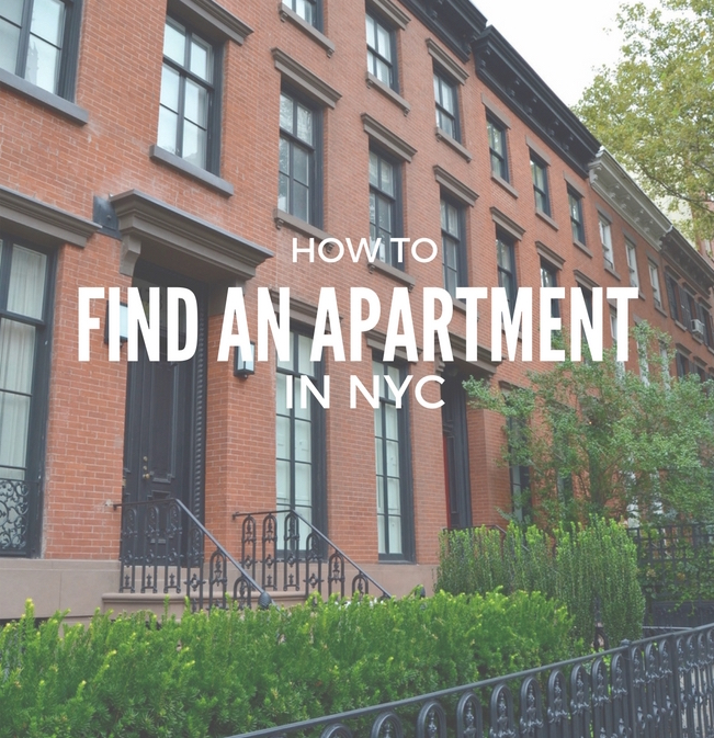 Tips for the NYC Apartment Search + How I Found My Dream Apartment in Less Than a Month