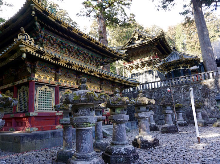 A Day Trip to the Toshogu Shrine in Nikko, Japan