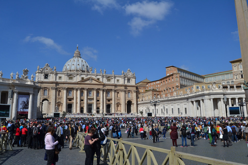 What It's Like to Experience Easter in Rome