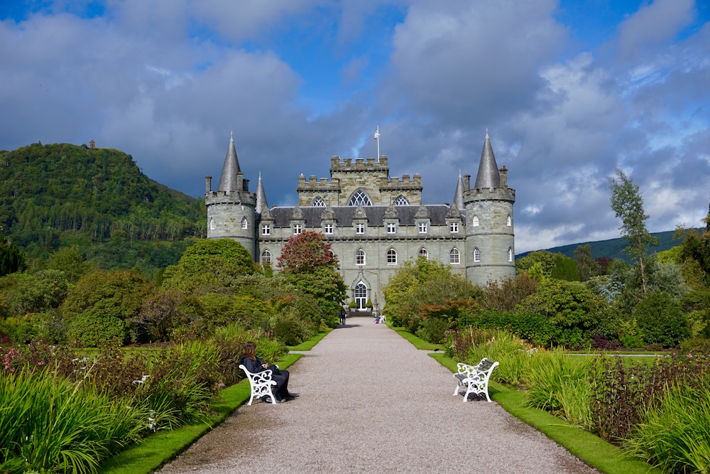Glasgow Day Trip: Visiting Inverary, the Gateway to the Highlands