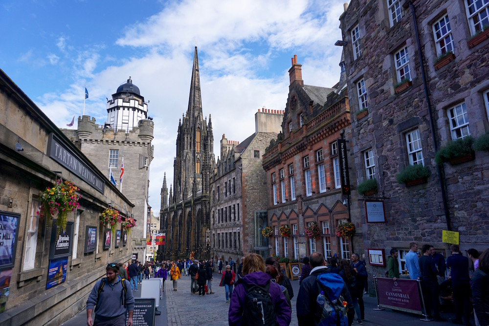 15 Things You Have to Do in Edinburgh