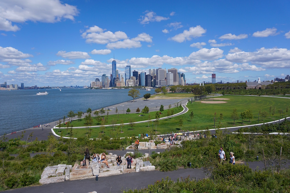 Escaping NYC: Spending the Day on Governors Island