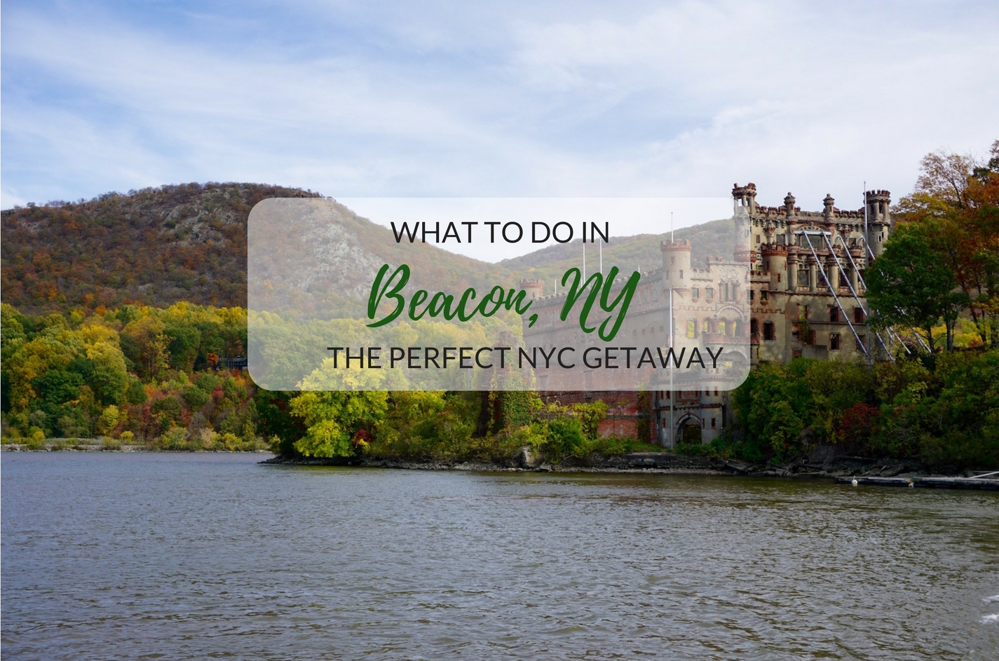 things to do in beacon ny