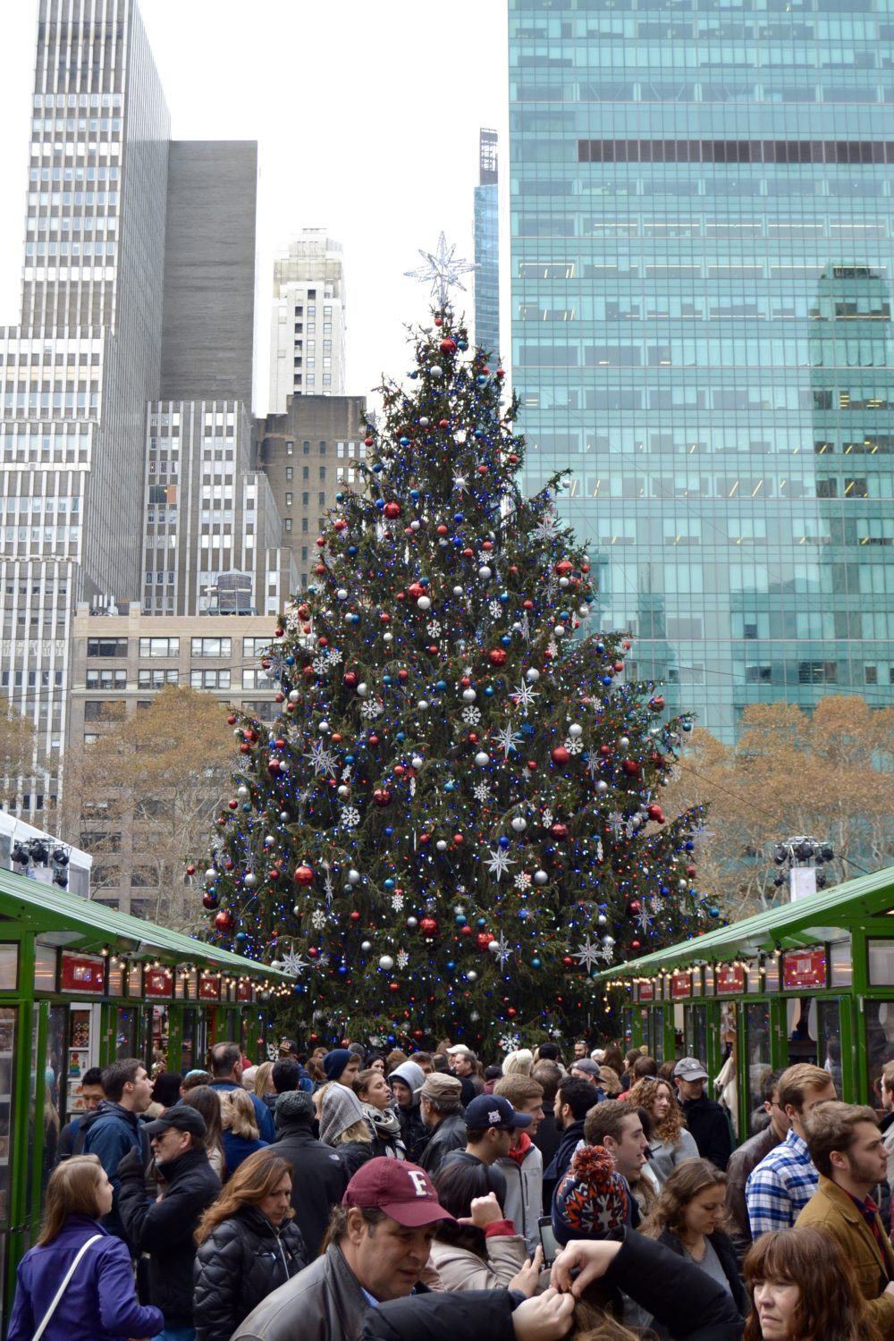Get in the Holiday Spirit With This NYC Christmas Tree Crawl | Tall ...