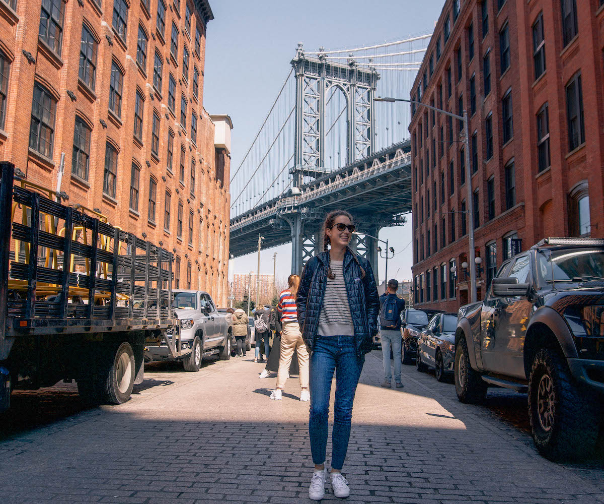 How to Visit NYC on a Budget | Tall Girl Big World